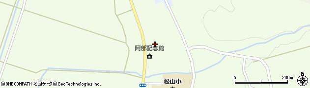 山形県酒田市山寺宅地192周辺の地図