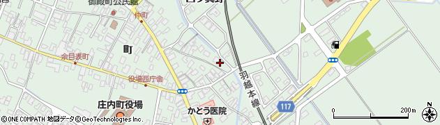 山形県東田川郡庄内町余目町41周辺の地図