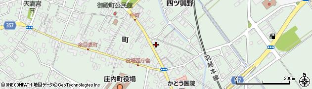 山形県東田川郡庄内町余目町66周辺の地図