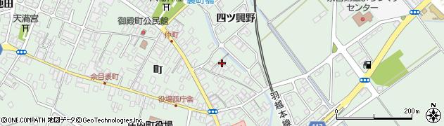 山形県東田川郡庄内町余目町72周辺の地図