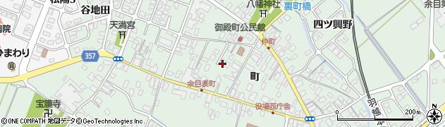 山形県東田川郡庄内町余目町213周辺の地図