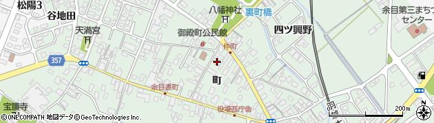 山形県東田川郡庄内町余目町99周辺の地図