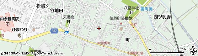 山形県東田川郡庄内町余目町162周辺の地図