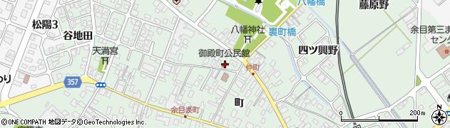 山形県東田川郡庄内町余目町214周辺の地図