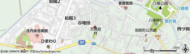 山形県東田川郡庄内町余目町280周辺の地図