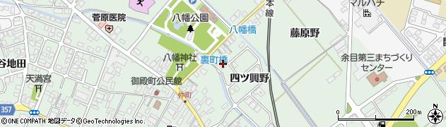 山形県東田川郡庄内町余目四ツ興野41周辺の地図