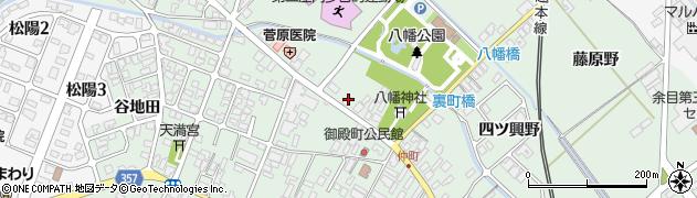 山形県東田川郡庄内町余目町236周辺の地図
