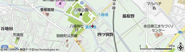 山形県東田川郡庄内町余目四ツ興野37周辺の地図