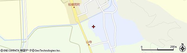 山形県酒田市南新屋敷56周辺の地図