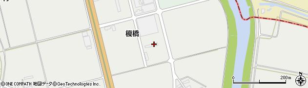 山形県酒田市広野榎橋12周辺の地図