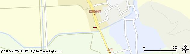 山形県酒田市荒町67周辺の地図