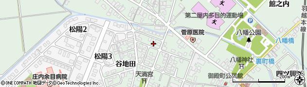 山形県東田川郡庄内町余目町199周辺の地図