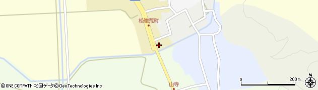 山形県酒田市荒町3周辺の地図