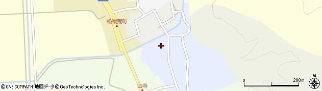 山形県酒田市南新屋敷58周辺の地図