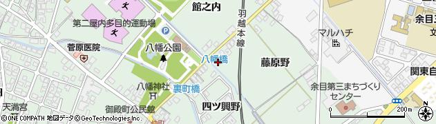山形県東田川郡庄内町余目藤原野57周辺の地図