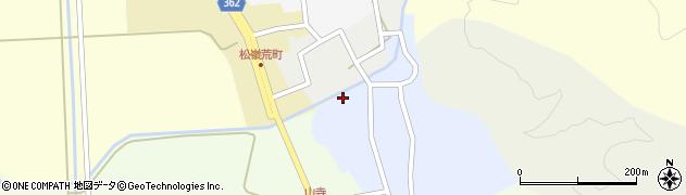山形県酒田市南新屋敷54周辺の地図