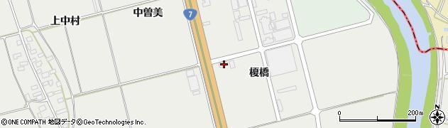 山形県酒田市広野榎橋18周辺の地図