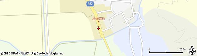 山形県酒田市荒町65周辺の地図