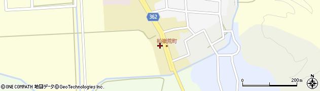 山形県酒田市荒町61周辺の地図