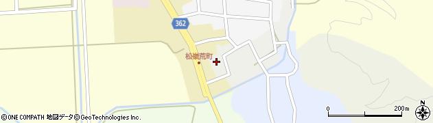 山形県酒田市荒町13周辺の地図