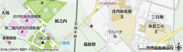山形県東田川郡庄内町廿六木五反田68周辺の地図