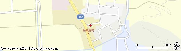 山形県酒田市荒町15周辺の地図
