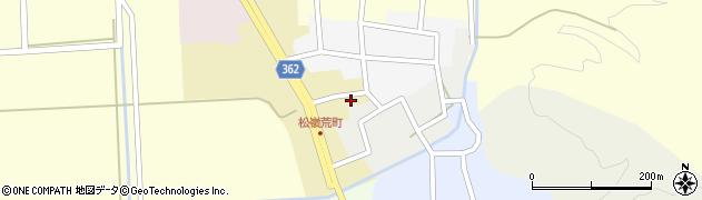 山形県酒田市荒町72周辺の地図