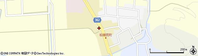 山形県酒田市荒町55周辺の地図