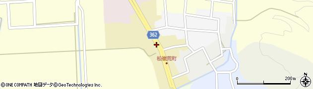 山形県酒田市荒町51周辺の地図