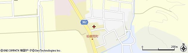 山形県酒田市荒町17周辺の地図