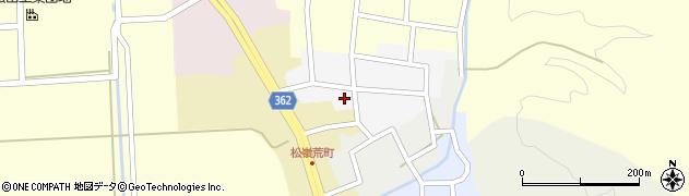山形県酒田市南町52周辺の地図