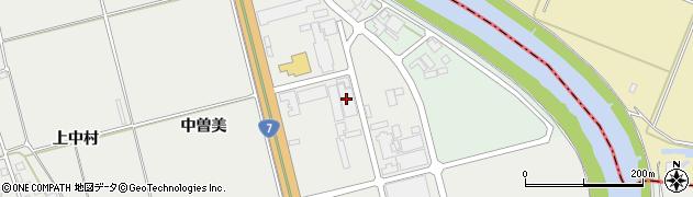 山形県酒田市広野榎橋43周辺の地図