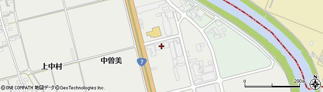 山形県酒田市広野榎橋39周辺の地図