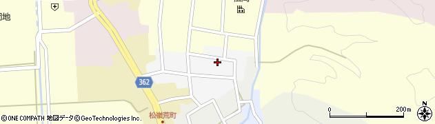 山形県酒田市南町9周辺の地図
