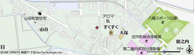山形県東田川郡庄内町余目大塚45周辺の地図