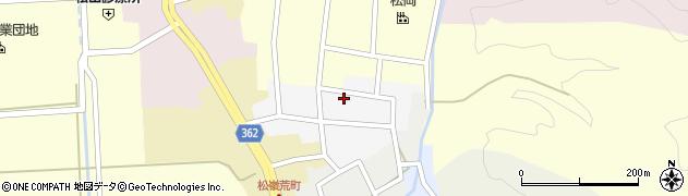 山形県酒田市南町周辺の地図