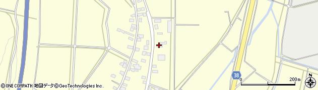 山形県酒田市黒森鏥58周辺の地図