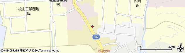 山形県酒田市荒町29周辺の地図