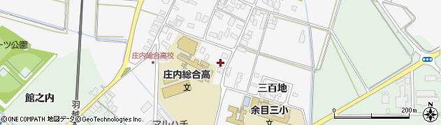 山形県東田川郡庄内町廿六木三ツ車12周辺の地図