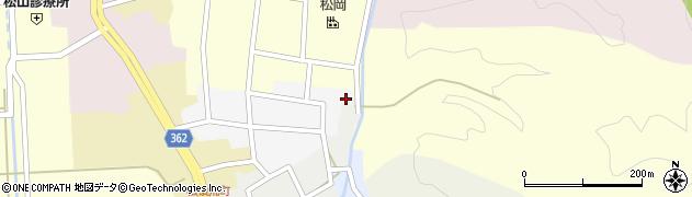 山形県酒田市南町3周辺の地図