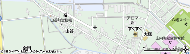 山形県東田川郡庄内町余目大塚97周辺の地図