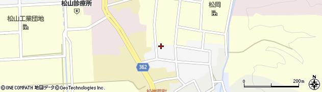 山形県酒田市南町18周辺の地図