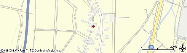 山形県酒田市黒森谷地中68周辺の地図