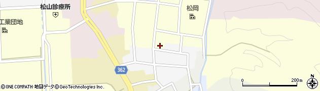 山形県酒田市仲町25周辺の地図