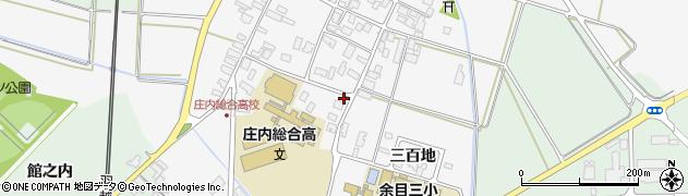 山形県東田川郡庄内町廿六木三ツ車2周辺の地図