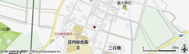山形県東田川郡庄内町廿六木三ツ車20周辺の地図