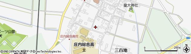 山形県東田川郡庄内町廿六木三ツ車19周辺の地図