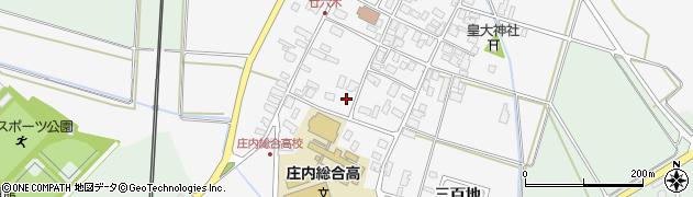 山形県東田川郡庄内町廿六木三ツ車14周辺の地図