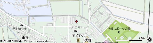 山形県東田川郡庄内町余目大塚22周辺の地図