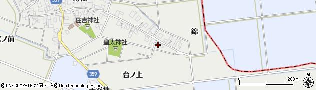 山形県酒田市門田台ノ上42周辺の地図
